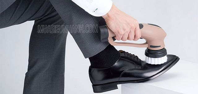 máy đánh giày cầm tay
