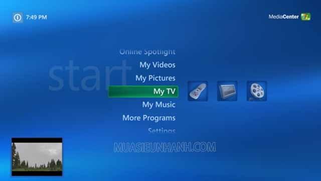 Digital TV tuner device registration application là gì