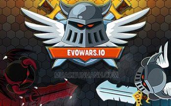 EvoWars là game hành động sinh tồn
