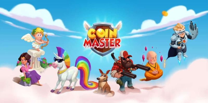 game spin coin master