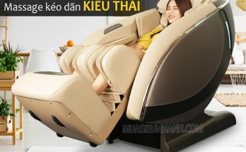 ghế massage shika giá rẻ