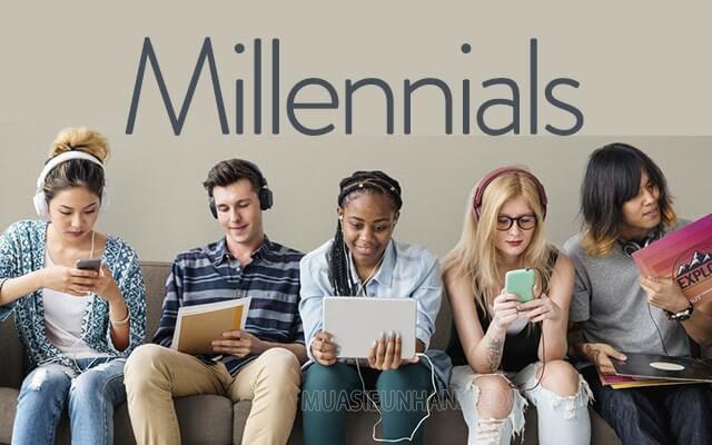 Thế hệ Millennials là những người sinh ra từ năm 1980 đến 1994