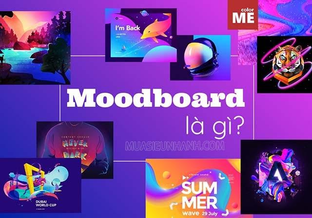 Mood board là gì?