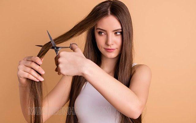 Nên cắt tóc vào những ngày tốt để gặp được nhiều may mắn
