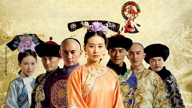 Bộ bộ kinh tâm là bộ phim xuyên không hay nhất của Trung Quốc