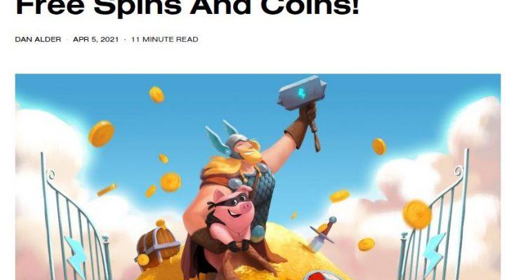 levvvel com coin master free spins