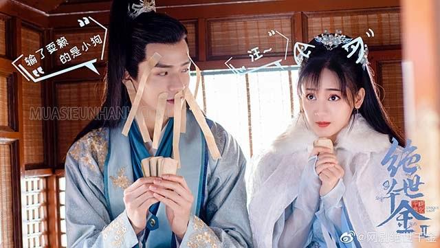 Bộ phim xoay quanh câu chuyện về Lâm Lạc Cảnh Xuyên khi bị xuyên không về quá khứ