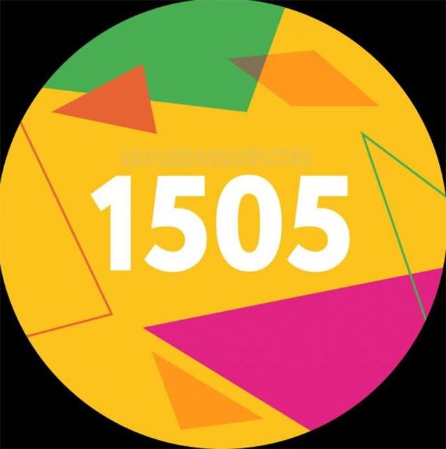 Những người mang số 1505 thường dễ xúc động