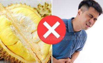 ăn sầu riêng kỵ gì