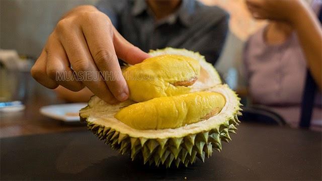 ăn sầu riêng kiêng gì