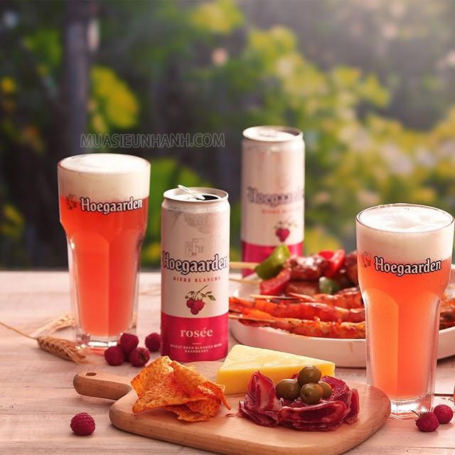 bia hoegaarden bao nhiêu độ? của nước nào? giá bao nhiêu?