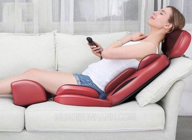 Ghế massage giá rẻ dưới 10 triệu