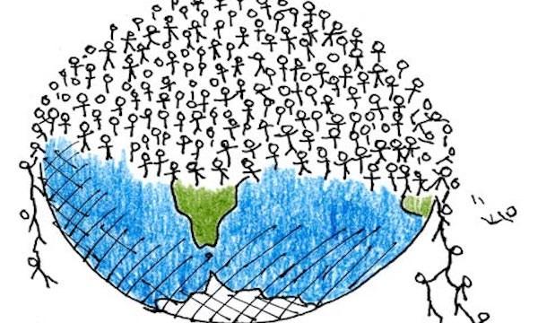 dân số thế giới năm 2021