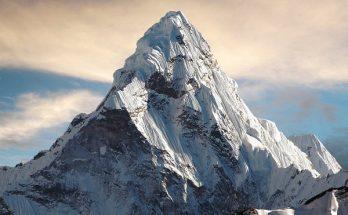 Everest đỉnh núi cao nhất thế giới