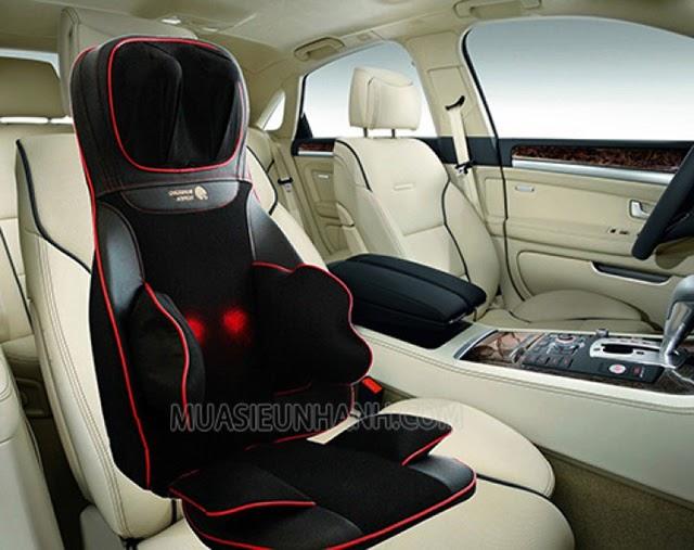 Buheung MK-315 có thể đặt trong xe ô tô