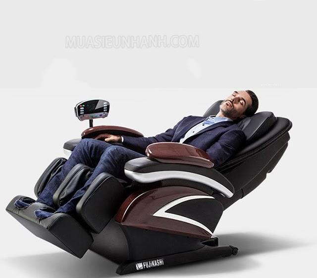Sử dụng ghế sẽ giúp cho khí huyết của bạn lưu thông tốt hơn, giảm căng thẳng, mệt mỏi