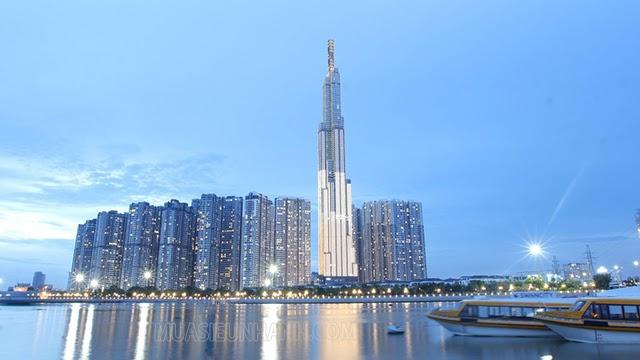 Landmark 81 của Việt Nam cũng có mặt trong top 15 tòa nhà cao nhất thế giới