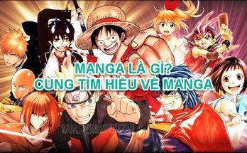 manga là gì