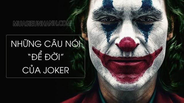 Những câu nói của Joker
