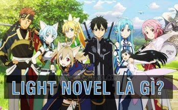 light novel là gì