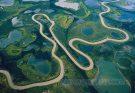 Mackenzie là con sông dài thứ 13 thế giới và dài nhất ở Canada