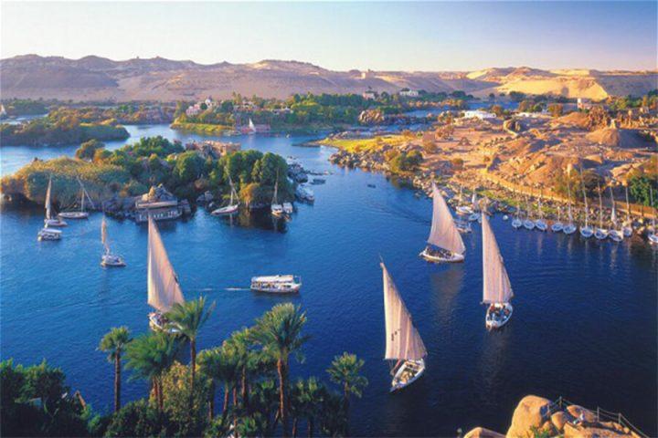 Nile là con sông dài nhất thế giới
