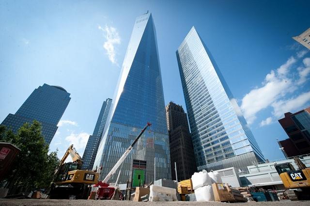 tháp tự do WTC Mỹ