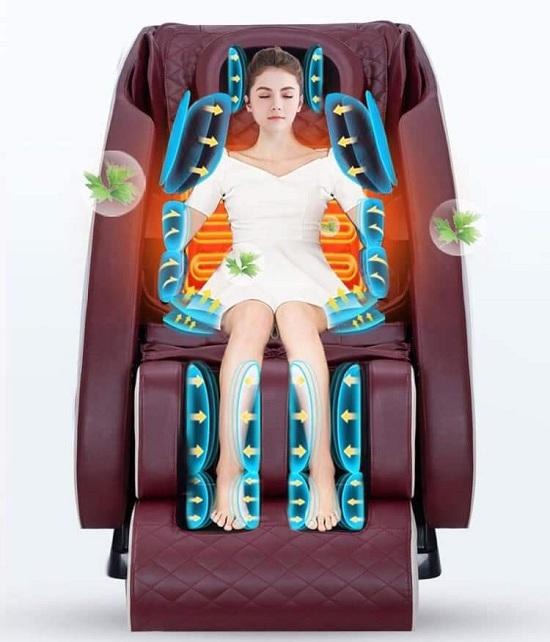 Ghế massage Okinawa 102B