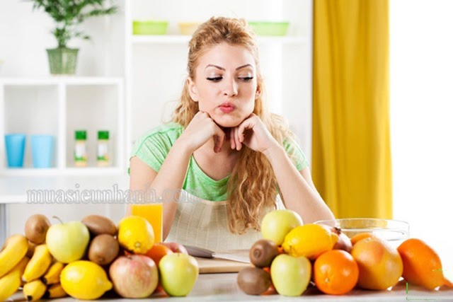 ăn trái cây gì để mát sữa