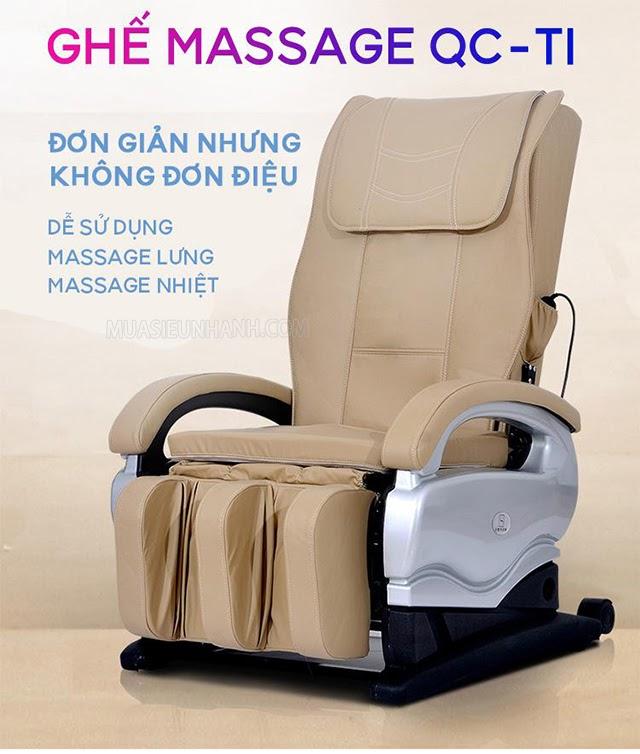 ghế massage queen crown qc-t1