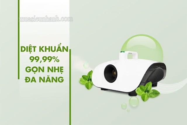 Máy khuếch tán tinh dầu Hakawa - HK2020