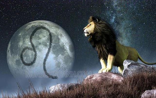 cung sư tử tháng 8