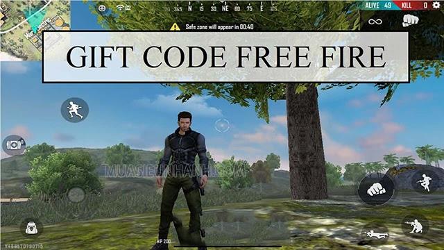 code free fire ko giới hạn