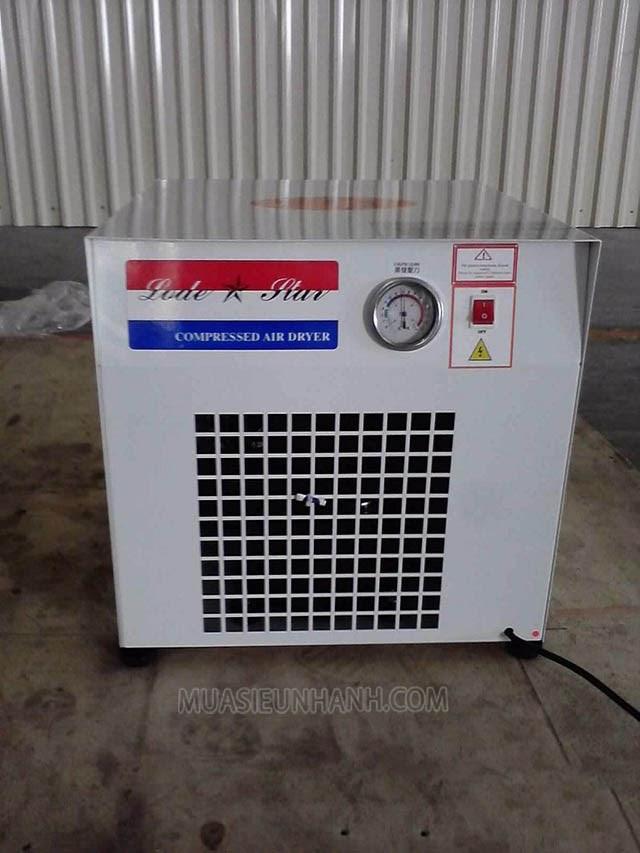 Nhiều đơn vị lựa chọn sử dụng máy sấy khô không khí Lode Star