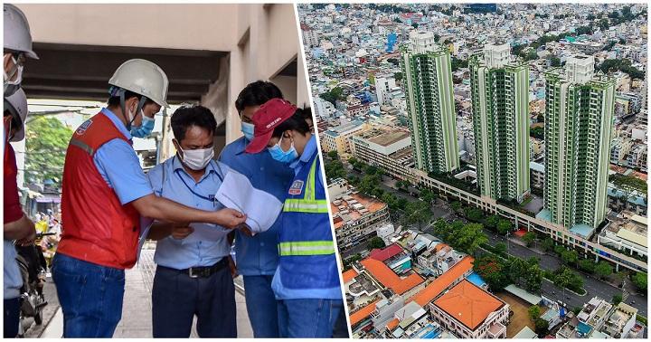 Thuận kiều Plaza sẽ làm bệnh viện dã chiến