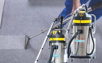 Máy giặt thảm phun hút làm sạch thảm, sofa… nhanh chóng